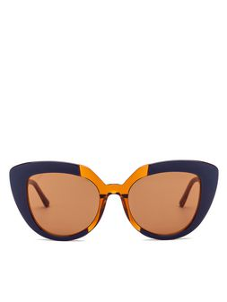 Marni MARNI PRISMA glasses in low relief acetate Woman