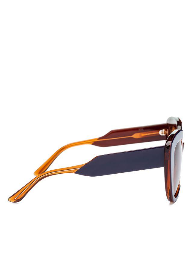 Marni MARNI PRISMA glasses in low relief acetate Woman - 3
