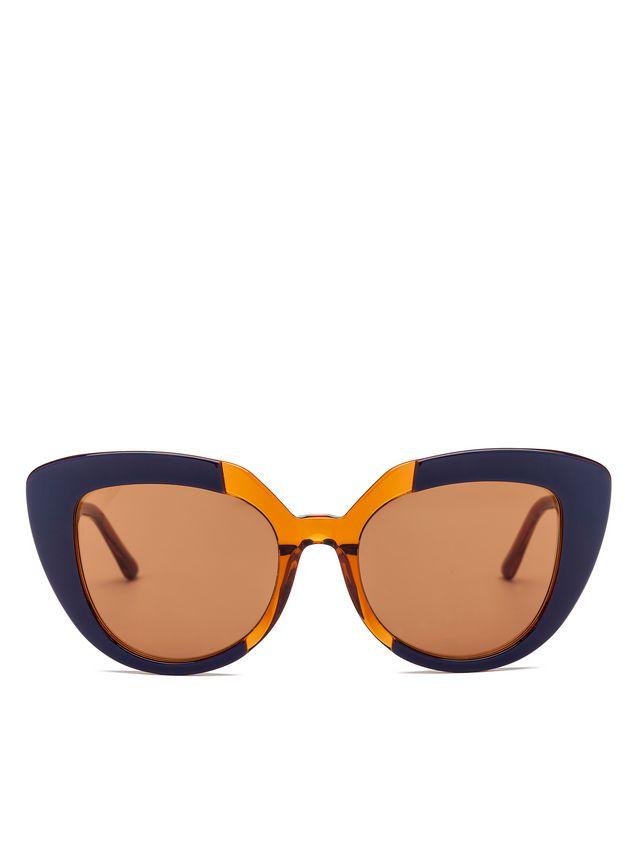 Marni MARNI PRISMA glasses in low relief acetate Woman - 1