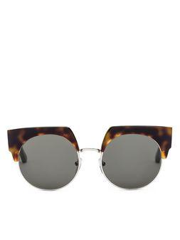 Marni MARNI GRAPHIC glasses in acetate and metal  Woman