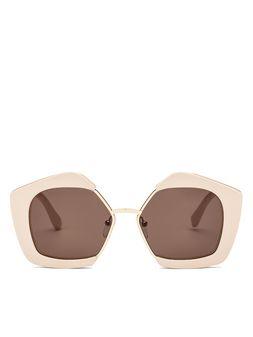 Marni MARNI EDGE glasses in acetate and metal Woman