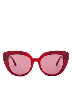 Marni MARNI PRISMA glasses in low relief acetate Woman