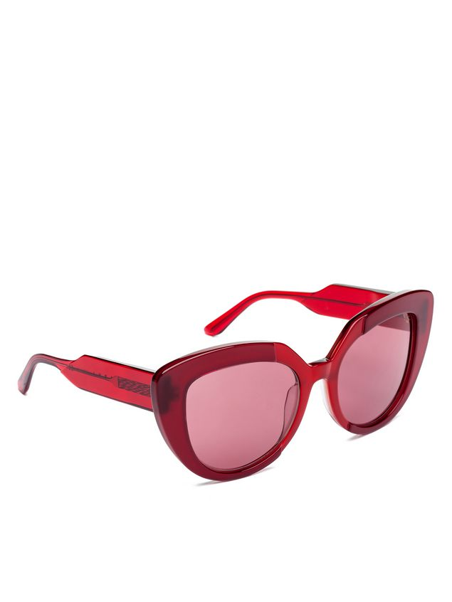 Marni MARNI PRISMA glasses in low relief acetate Woman - 2