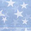 STELLA McCARTNEY Sky Blue Star Scarf Scarf D d