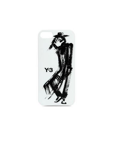 Y-3 YOHJI IPHONE 5/5s CASE OTHER ACCESSORIES man Y-3 adidas