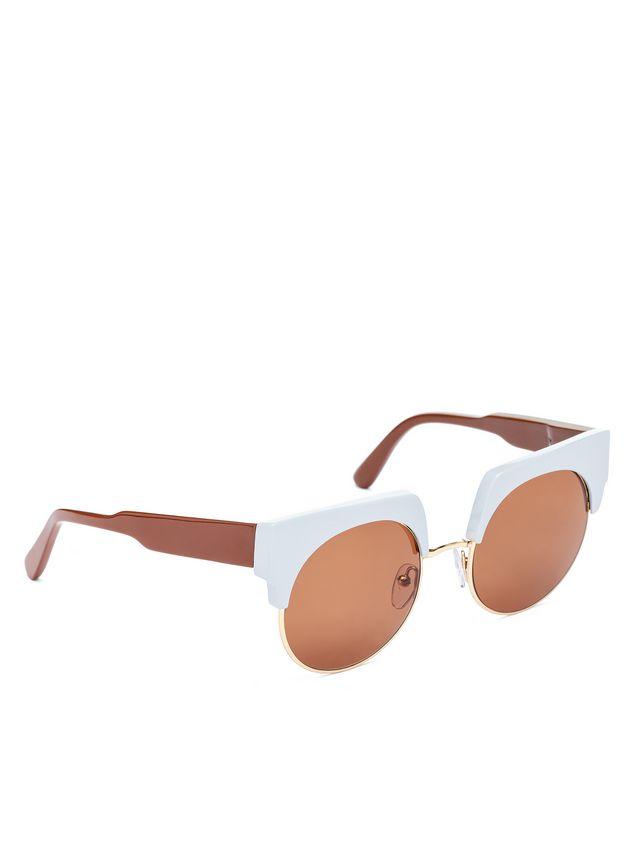 Marni MARNI GRAPHIC glasses in acetate and metal  Woman - 2