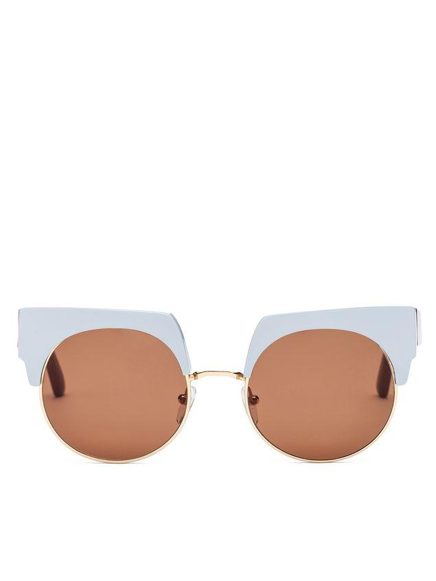 Marni MARNI GRAPHIC glasses in acetate and metal  Woman - 1