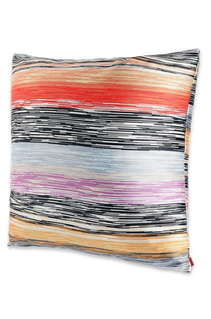 MISSONI HOME STRASBURGO CUSHION Green E - Back