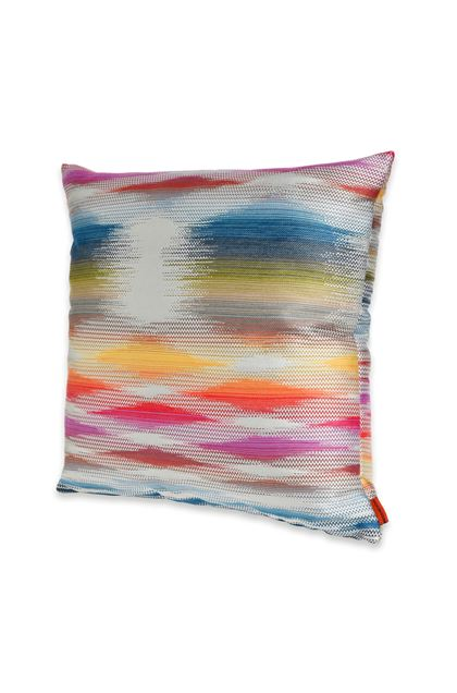 MISSONI HOME STOCCARDA CUSHION Ivory E - Back