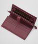 BOTTEGA VENETA CONTINENTAL WALLET IN BAROLO INTRECCIATO NAPPA Continental Wallet Woman dp
