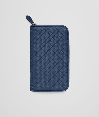 PACIFIC INTRECCIATO NAPPA ZIP-AROUND WALLET