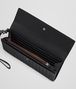 BOTTEGA VENETA CONTINENTAL WALLET IN NERO INTRECCIATO NAPPA Continental Wallet D ap