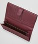 BOTTEGA VENETA CONTINENTAL WALLET IN BAROLO INTRECCIATO NAPPA Continental Wallet Woman ap