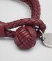 BOTTEGA VENETA BRACELET IN BAROLO INTRECCIATO NAPPA Keyring or Bracelets E ap