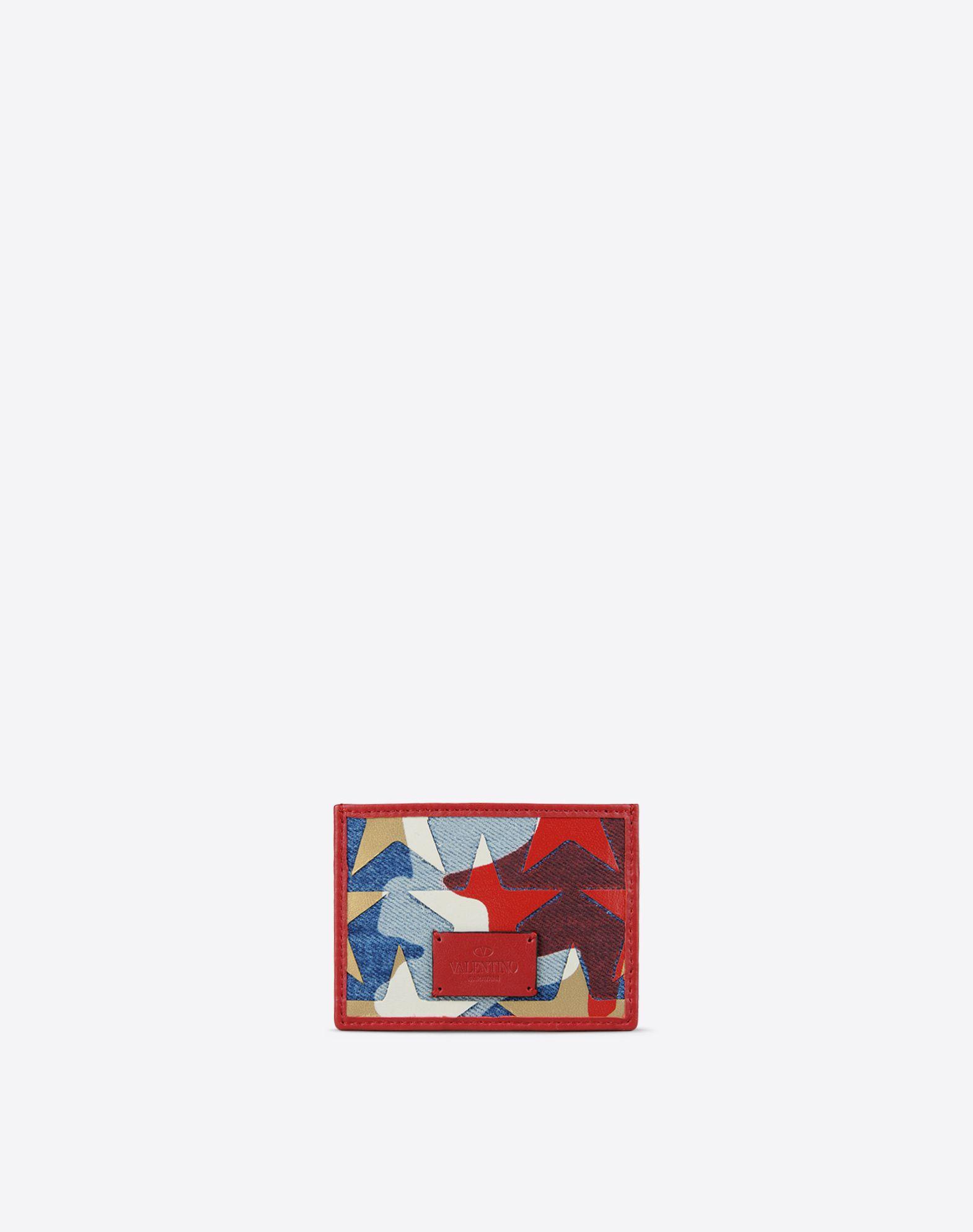 VALENTINO GARAVANI UOMO LY2P0448GAD 368 CARD CASE U d