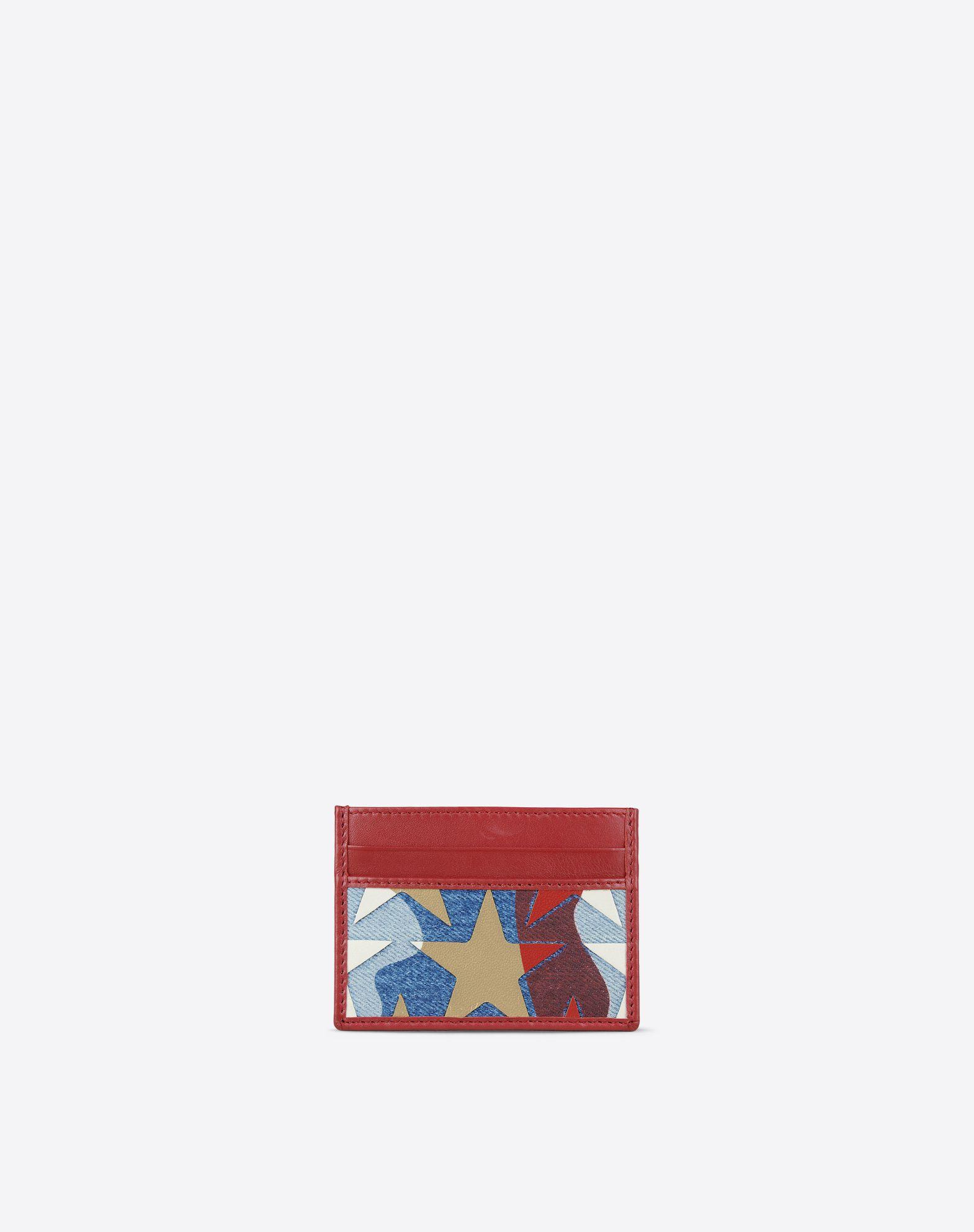 VALENTINO GARAVANI UOMO LY2P0448GAD 368 CARD CASE U f