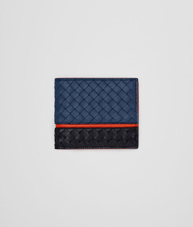 tourmaline Intrecciato nappa zip-around wallet - Blue Bottega Veneta gAhRUfPk