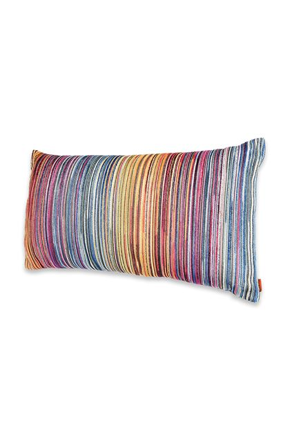 MISSONI HOME SANTIAGO CUSHION Yellow E - Back