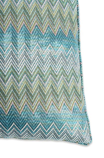 MISSONI HOME SIERRE_SAUSALITO CUSHION Green E - Front