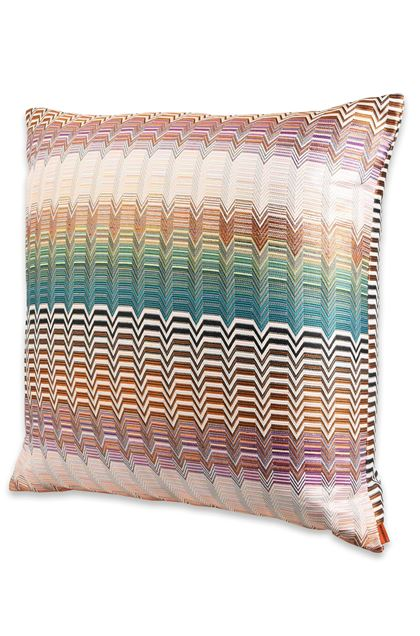 MISSONI HOME SANTAFE'_SEATTLE CUSHION Brown E - Back