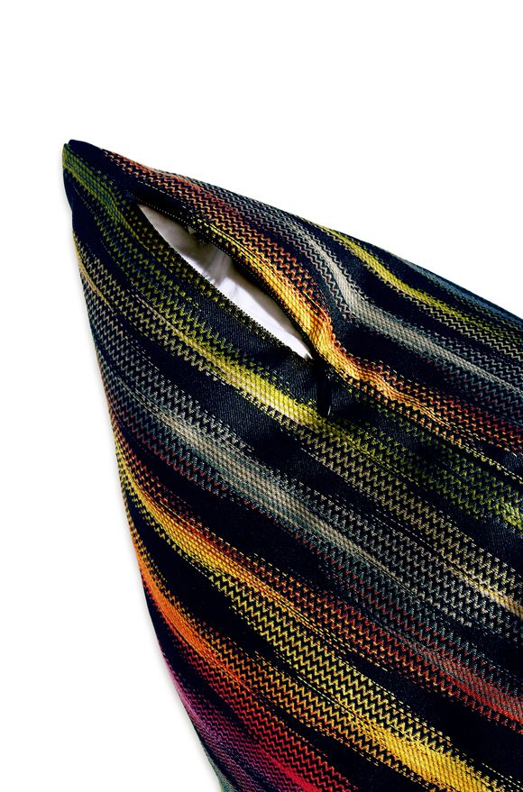 MISSONI HOME STOCCARDA CUSHION E, Side view