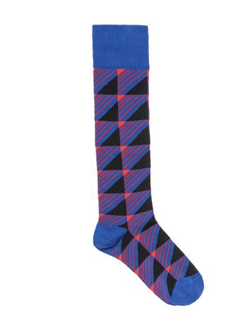 Marni Sock in cotton and nylon jacquard, Rhythm design Woman
