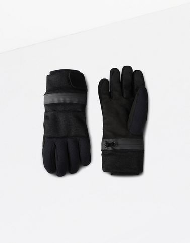 Y-3 ZIP GLOVES OTHER ACCESSORIES woman Y-3 adidas