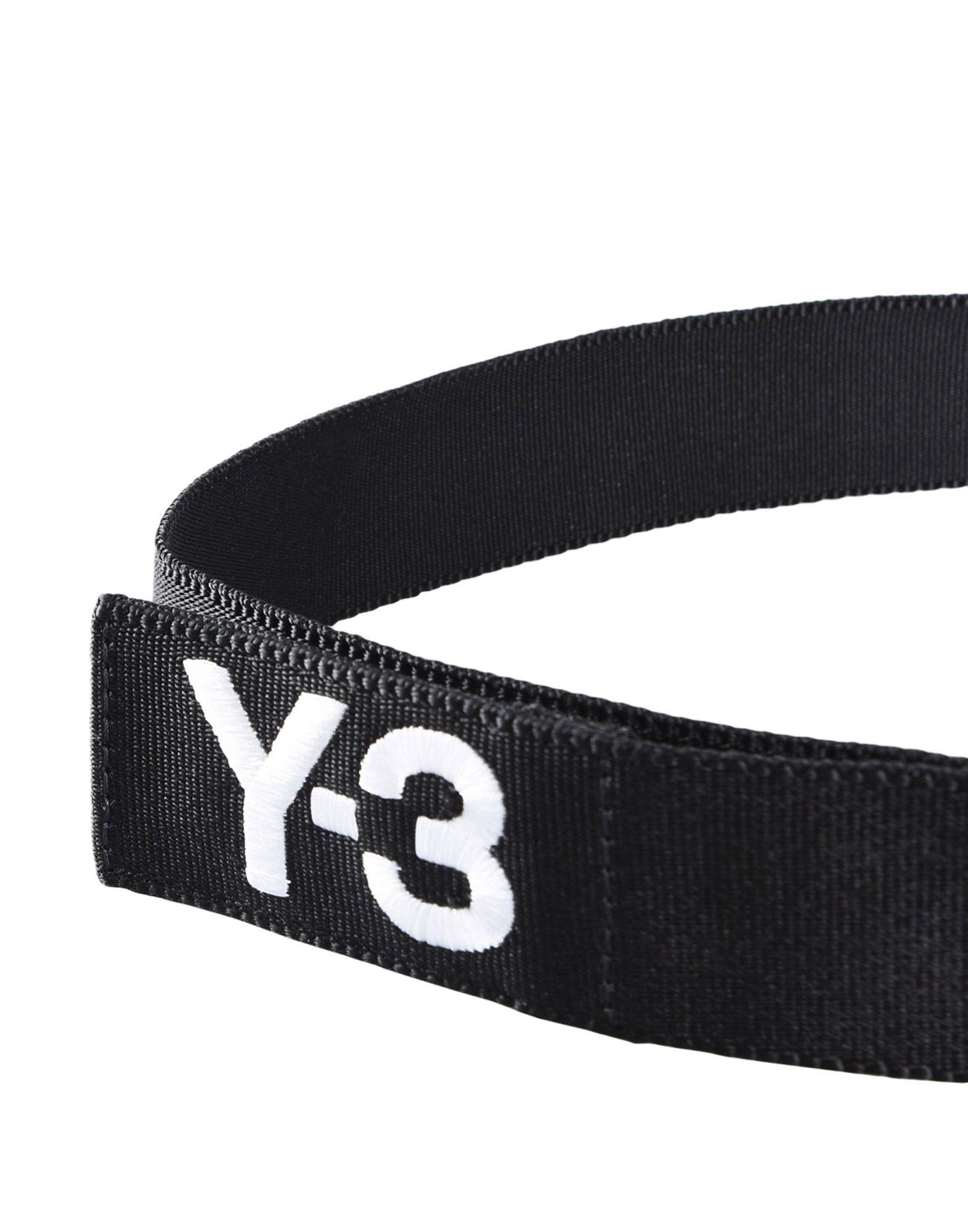 Y-3 LOGO BELT OTHER ACCESSORIES unisex Y-3 adidas