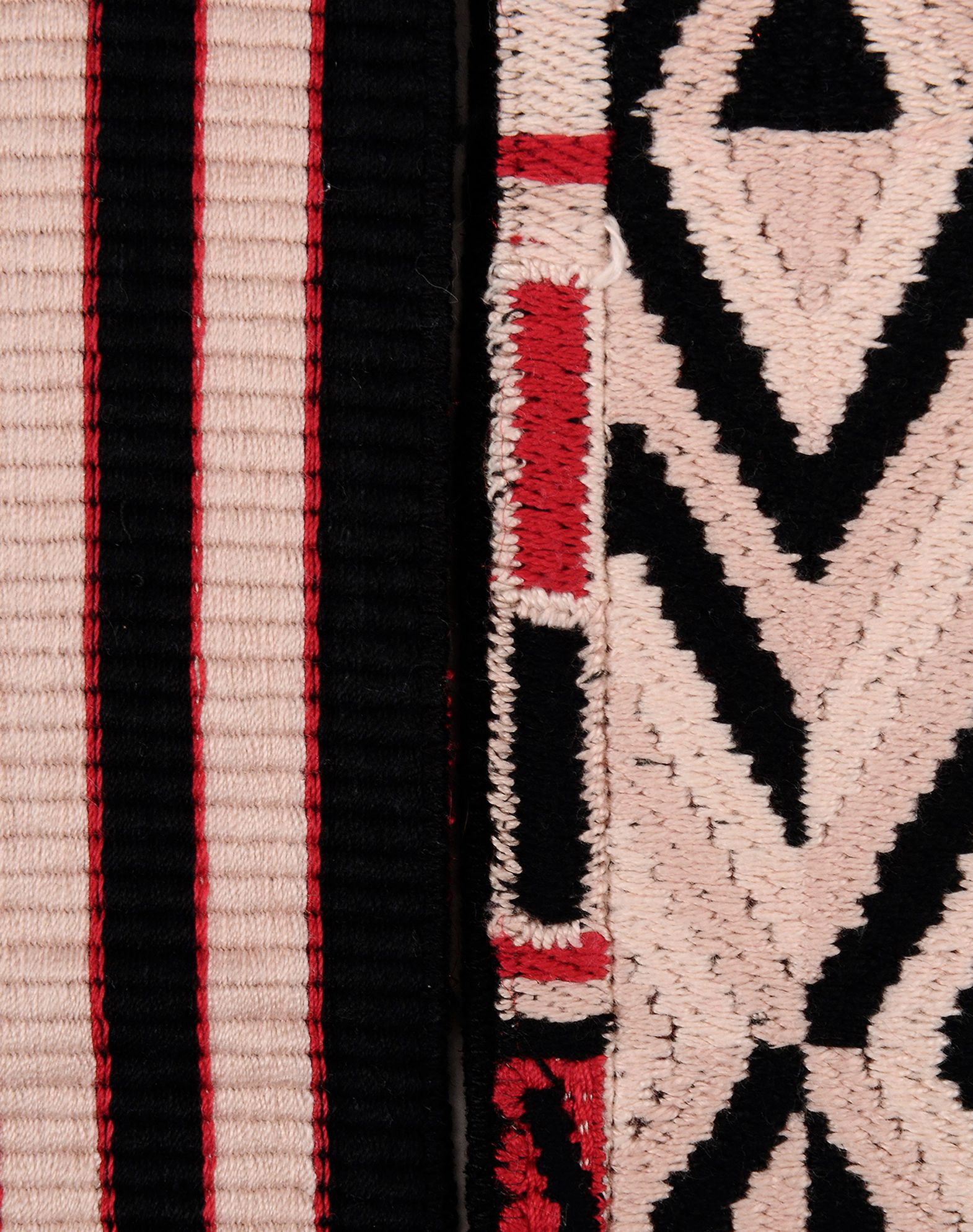 VALENTINO GARAVANI Native Couture 肩带 饰带 D d