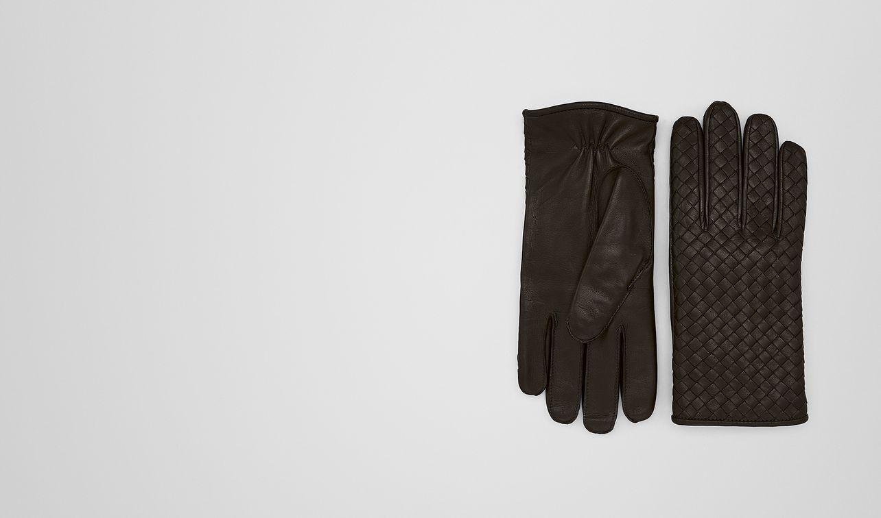 espresso nappa glove landing