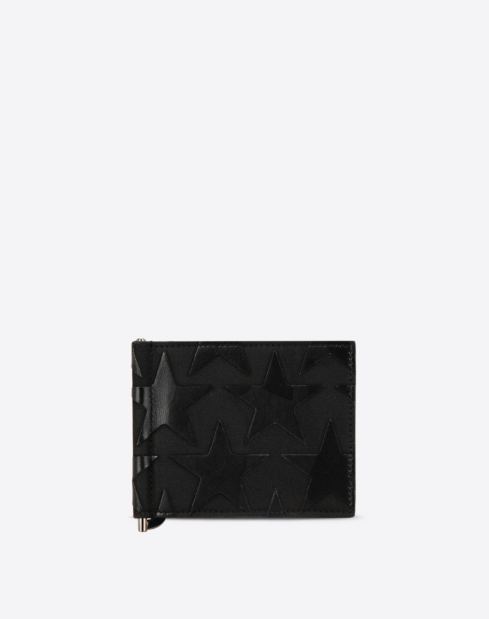 VALENTINO Logo Internal card slots Canvas  46461856px