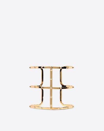 VALENTINO Rockstud cuff bracelet 46461921IH