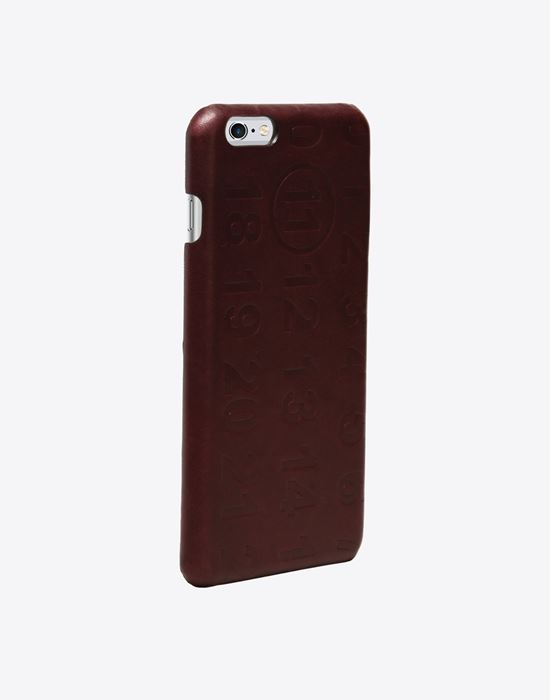 MAISON MARGIELA 11 Embossed iPhone 6 plus case Cell phone case D r