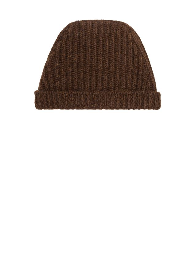 40fd5f84eaf Marni Striped hat in stocking stitch Man - 1 ...