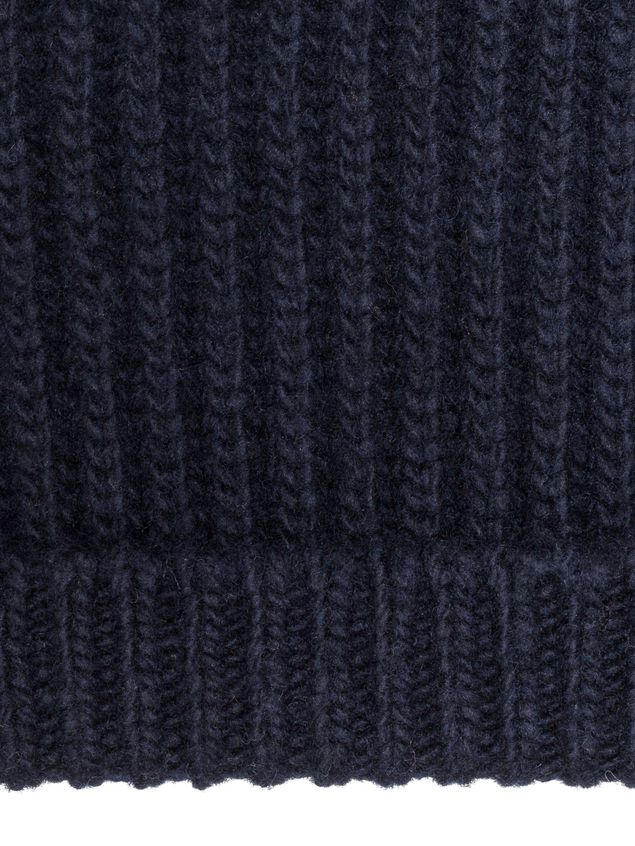 Striped Hat In Stocking Stitch From The Marni Fall Winter 2018
