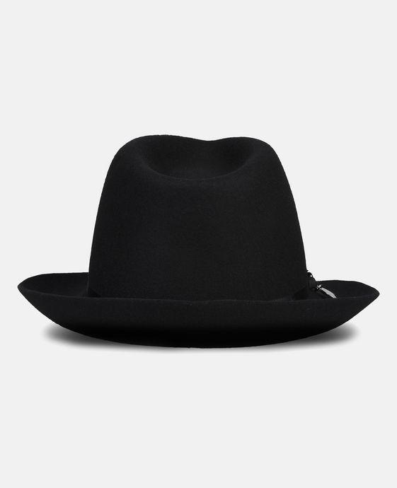 STELLA McCARTNEY Black Wool Hat Hat D h