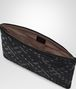 BOTTEGA VENETA LARGE DOCUMENT CASE IN NERO INTRECCIATO NAPPA AND AYERS Other Leather Accessory D ep