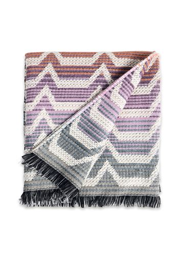 MISSONI HOME Plaid E SOCRATE THROW m