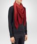 BOTTEGA VENETA SCARF IN ORANGE BORDEAUX WOOL Scarf or other E rp