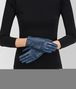 BOTTEGA VENETA GLOVE IN PACIFIC NAPPA, INTRECCIATO DETAILS Scarf or other Woman rp