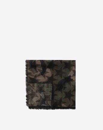 VALENTINO Fular estampado 46468431MJ
