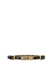 MOSCHINO Leather Belt D f