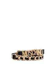 MOSCHINO Leather Belt D r