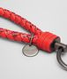 BOTTEGA VENETA KEY RING IN VESUVIO INTRECCIATO AYERS Keyring or Bracelets E ap