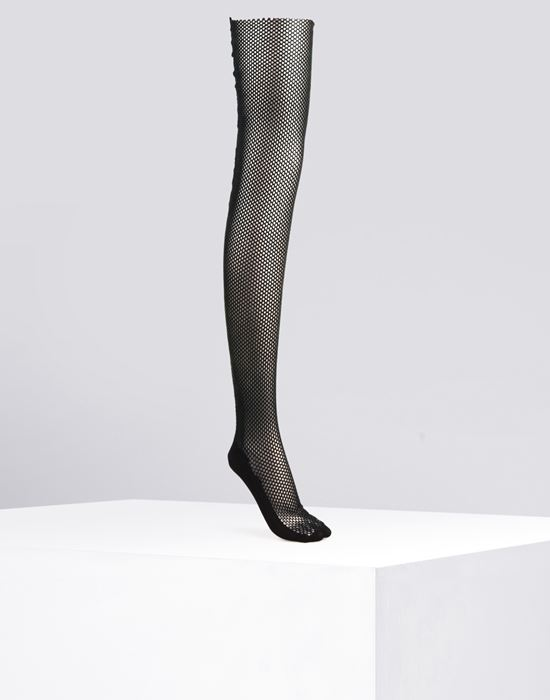 MM6 by MAISON MARGIELA Thigh-high stockings Knee High Socks D f