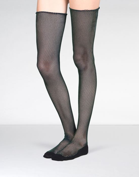 MM6 MAISON MARGIELA Thigh-high stockings Knee High Socks D r