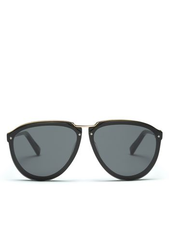 Marni Marni Visor sunglasses in acetate and metal Woman