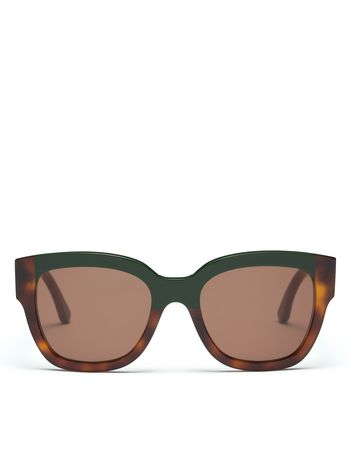 Marni Marni Cromo Sunglasses in acetate bi-volume temples Woman