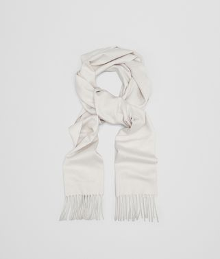 クリーム カシミア スカーフ