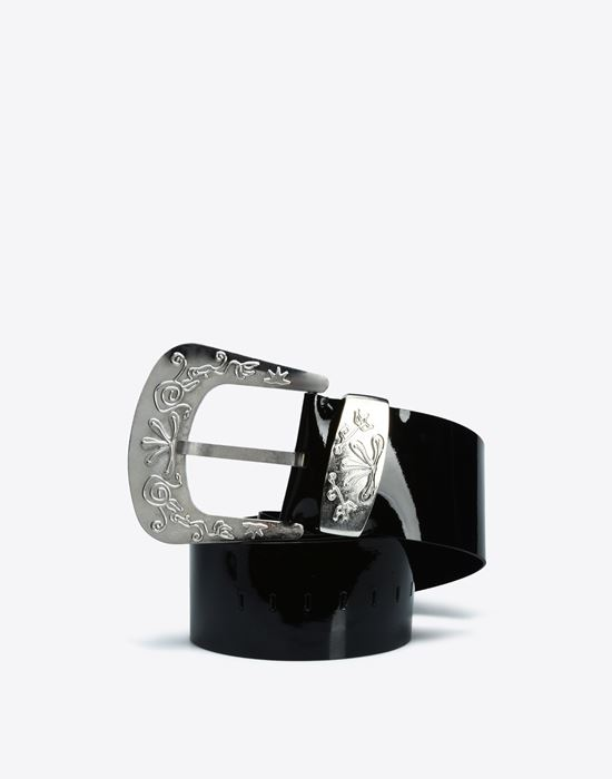 MAISON MARGIELA 11 Oversized Western belt Belt [*** pickupInStoreShipping_info ***] f
